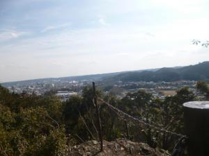 天覧山・多峰主山(飯能)