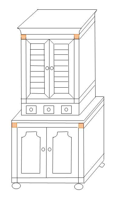 本棚設計図2