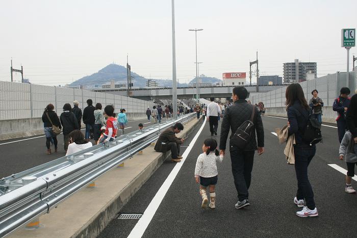 100418 高速2号開通記念4 18