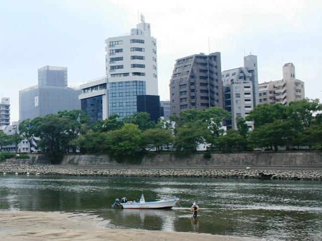 100920 大田川シジミ漁5 Web大