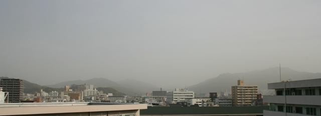 101113 広島黄砂 W