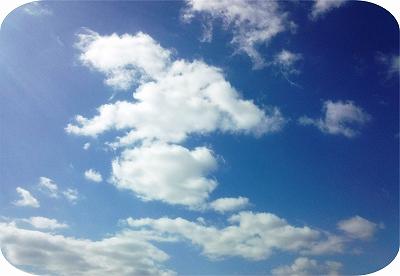 きょうの空