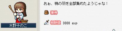 20100510クエ完了