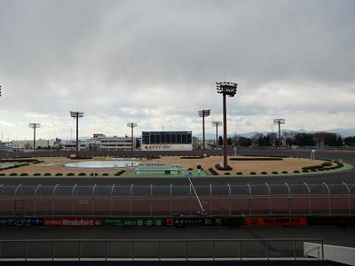 2009大晦日伊勢崎の朝