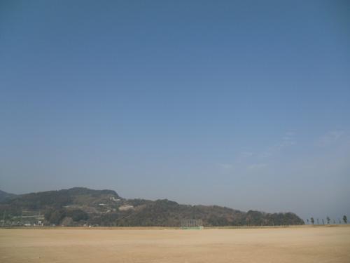 今日もいいお天気。