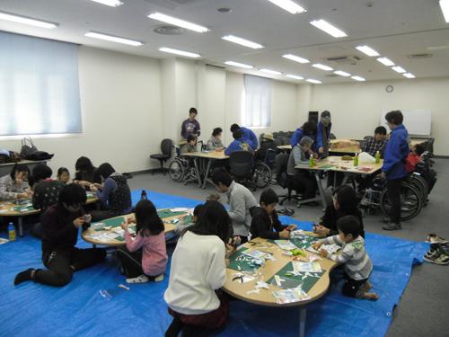 久留米紙飛行機教室3