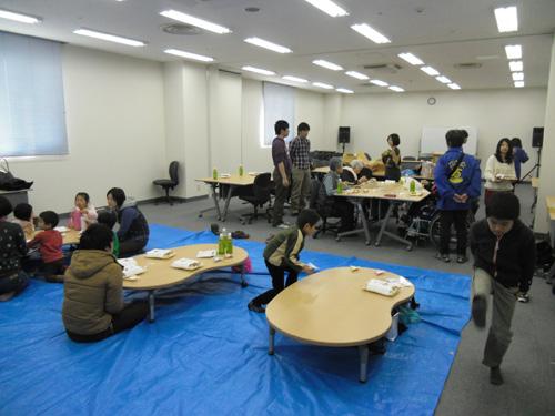 久留米紙飛行機教室4