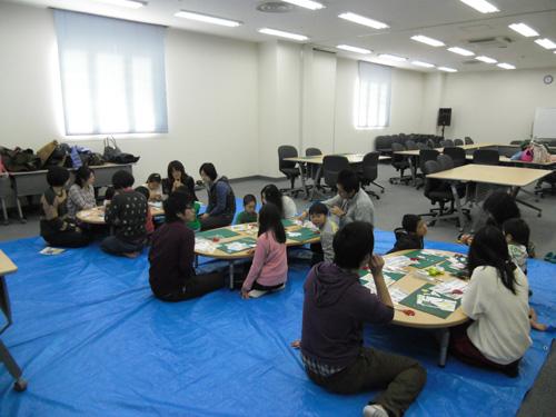 久留米紙飛行機教室2