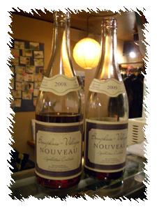 ボジョレーワイン2008・2009
