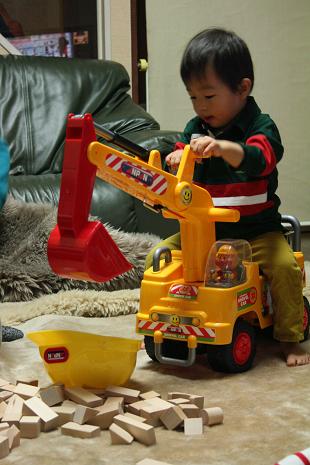 2009 11 29 翔太郎2歳 blog02