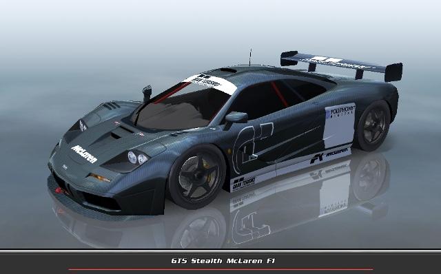 GT5 Stealth F1