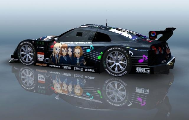 K-ON! GTR 2