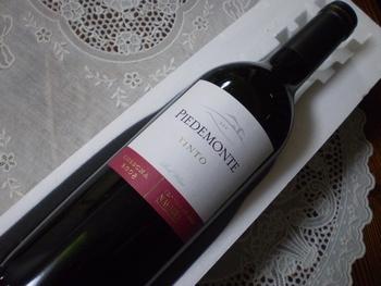 お歳暮のワイン2010
