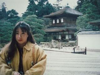 2010直美・銀閣寺