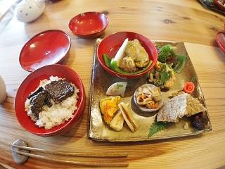 20130131三心五観メイン料理