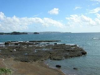 20070915南部の海風景