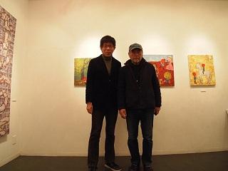 20130212原画展須賀さんと