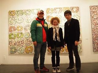 20130216原画展池田夫妻
