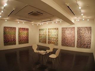 20130218原画展抽象絵画