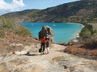 20081211リザート島ふたり