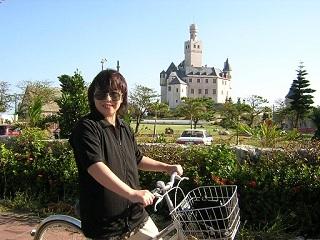 20071021サイクリング直美