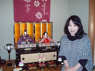 お雛様直美20100219