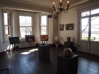 20130311ライン展示室正面窓側