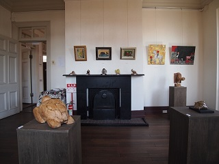 20130311ライン展示室暖炉付近