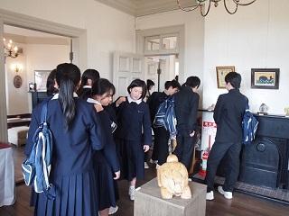 20130304ライン中学生集団