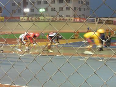 最終レース