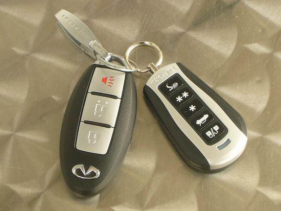 FX35 2011 yamauti key