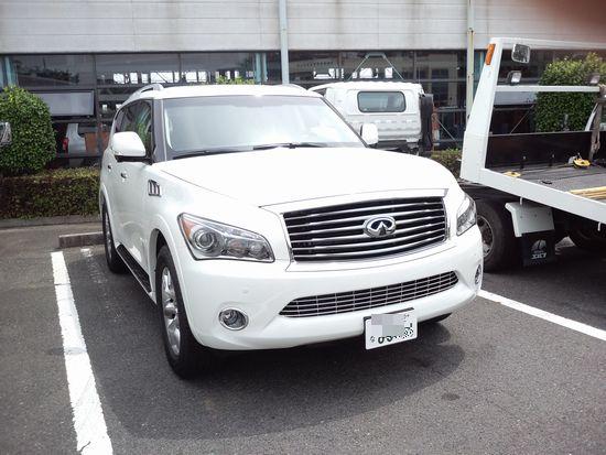 QX56 2011 T