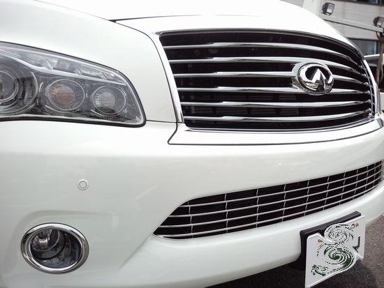 2011 QX56 メッキグリル