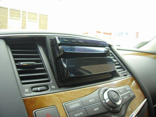 QX56 2011 HDD