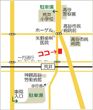 なごみ市 地図2