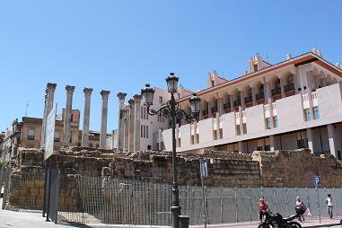 Cordoba_templo de culto imperial