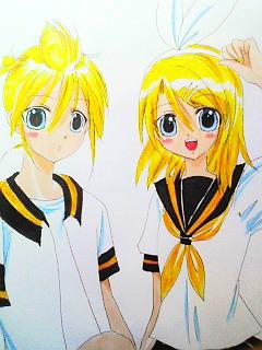 リン&レン
