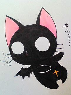 にゃんぱいあ(貧血状態)