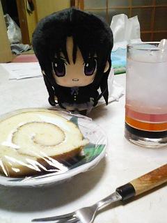 帝「ロールケーキ、あたしも食べたいな~」
