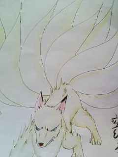 空幻(狐・威嚇ver)