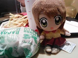 未海「女友達同士のお食事タイムですわっ!」
