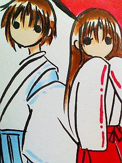 椿&燕(大神風)
