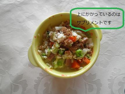 今日のご飯4・23