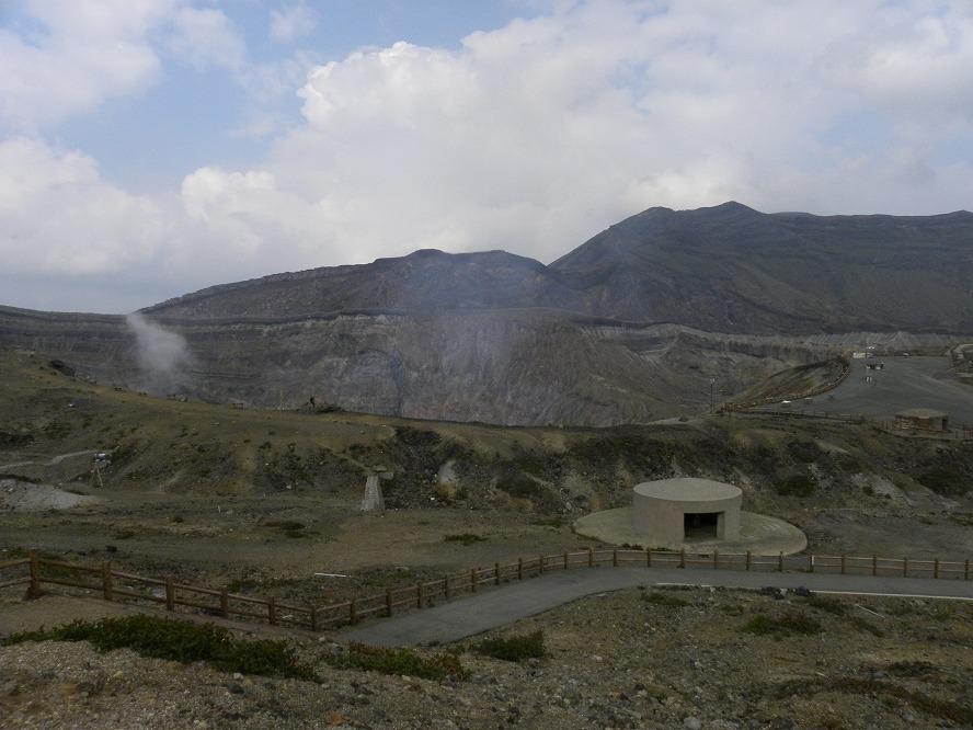 火口 2009.09.06