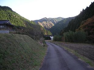 上小田の景色