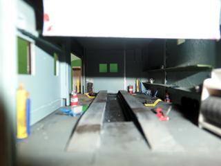 工場棟の内側
