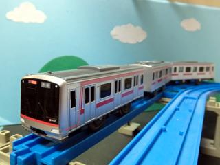 東横線5050系4000番台 プラレール ①