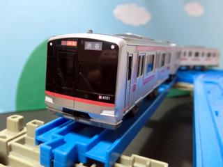 東横線5050系4000番台 プラレール ②
