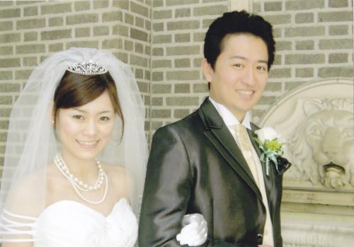 山根先生結婚式