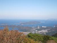 朝熊山山頂1